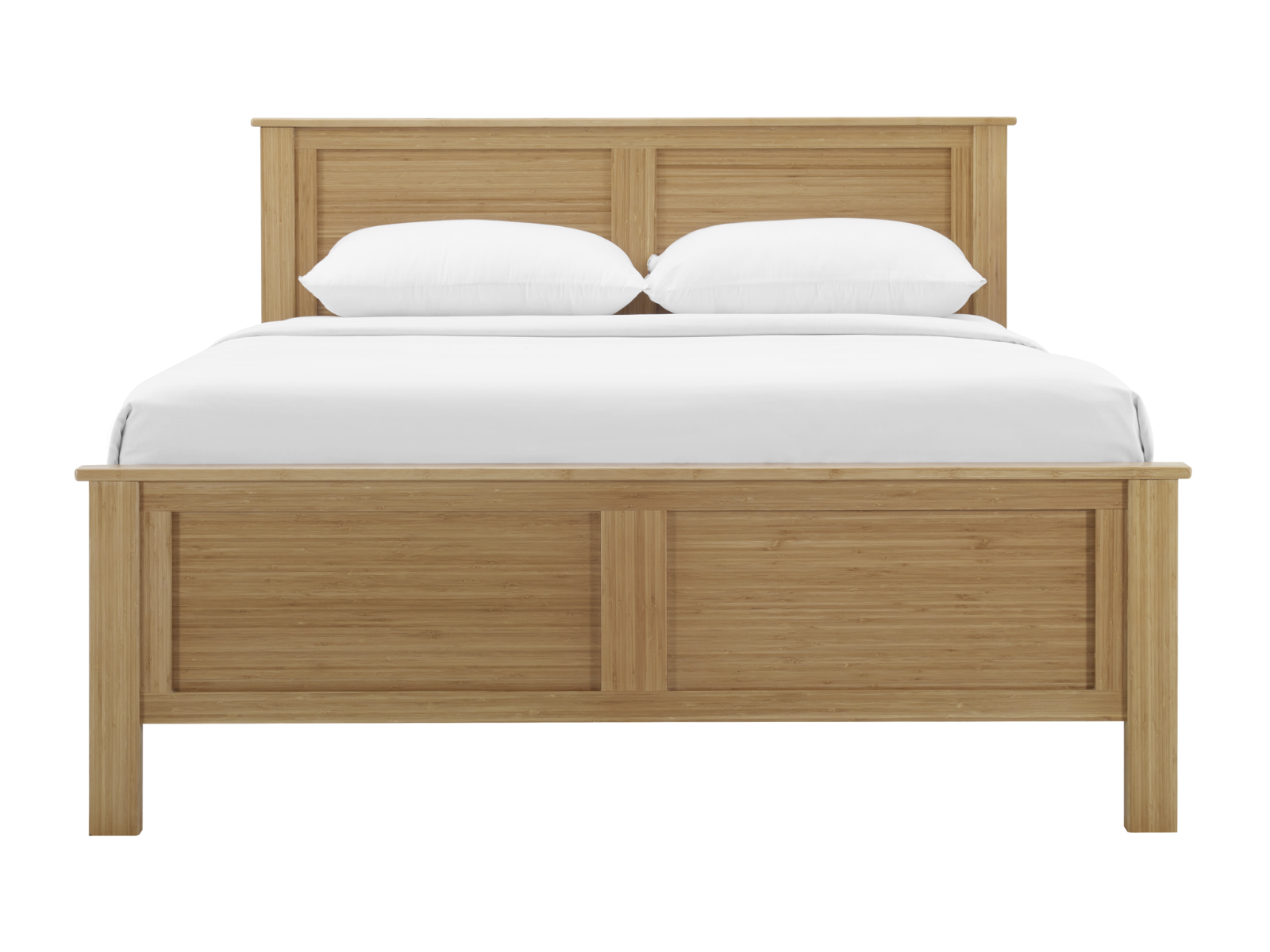 Hosta Bamboo Platform Bed