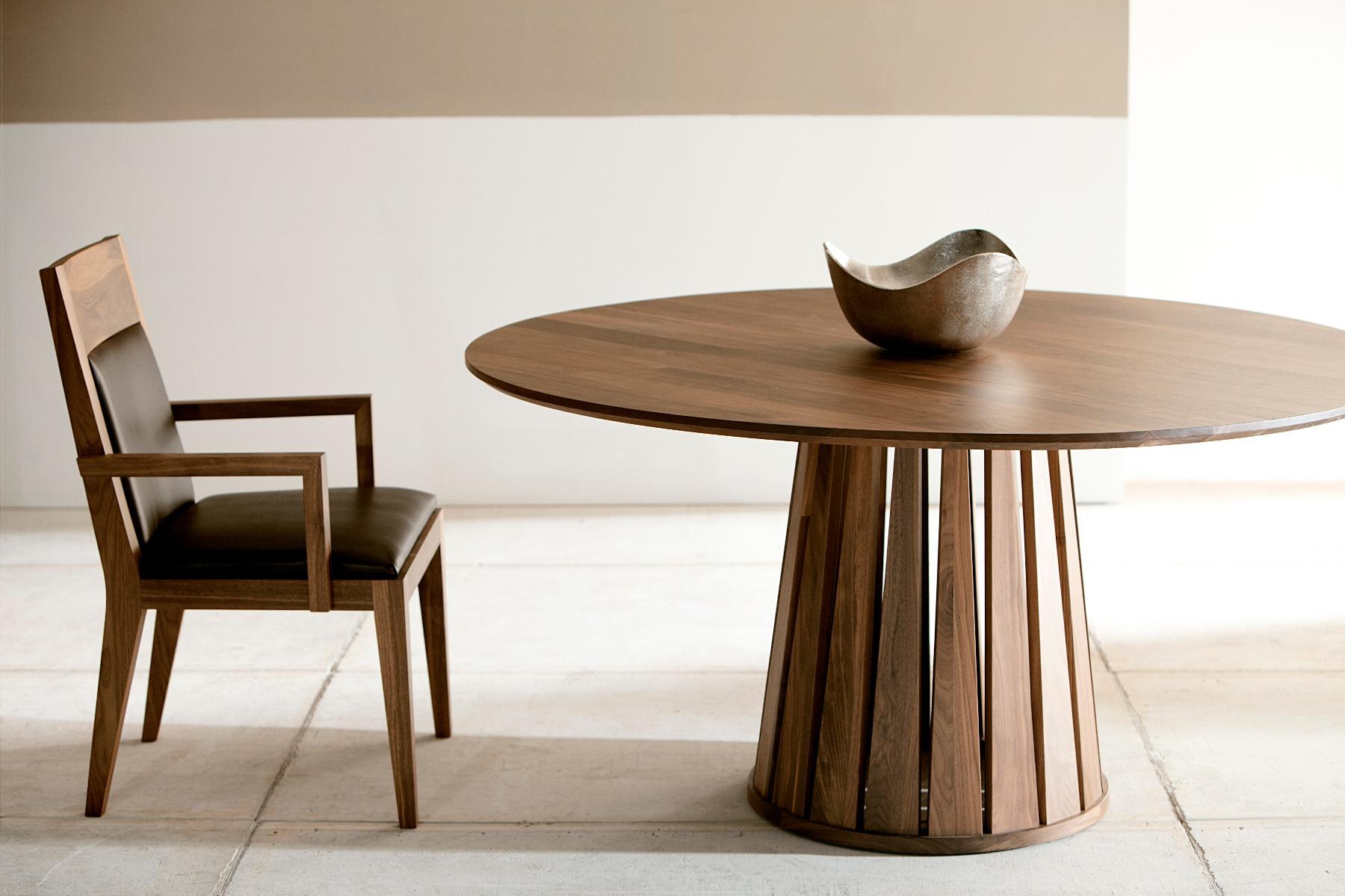 Phase Round Dining Table Haiku Designs