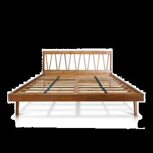 Fifties Platform Bed