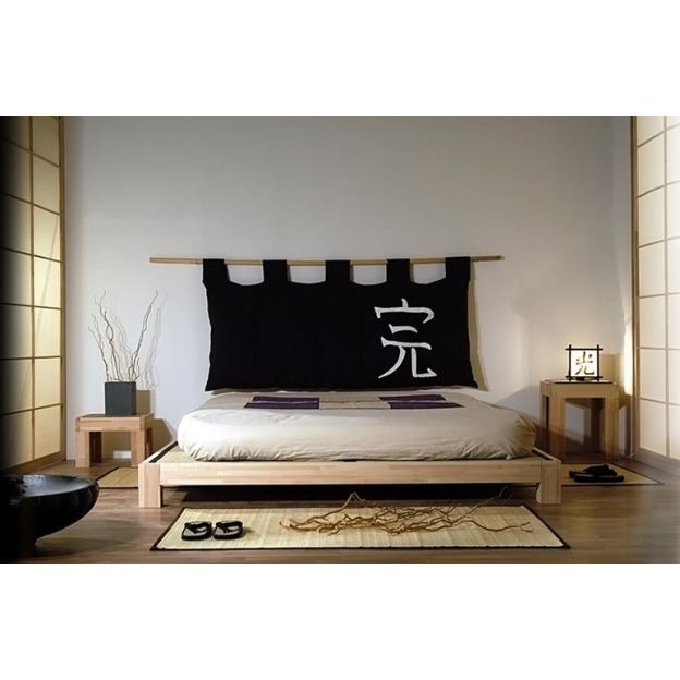Raku Tatami High Rise Platform Bed