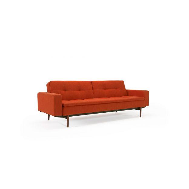 Peachy Vogue Convertible Sleeper Sofa Haiku Designs Home Remodeling Inspirations Cosmcuboardxyz