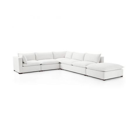 Gaia 5 Piece Modular Sectional