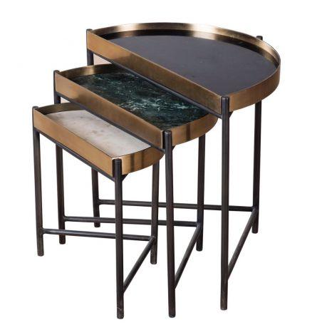 Demi Nesting Tables