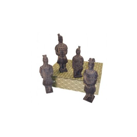 Terra Cotta Warriors Miniature Set