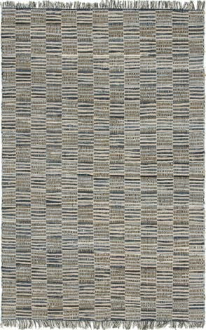 Zephyr Cotton and Jute Rug