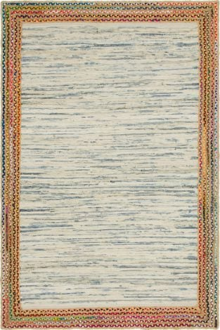 Keyah Cotton and Jute Rug