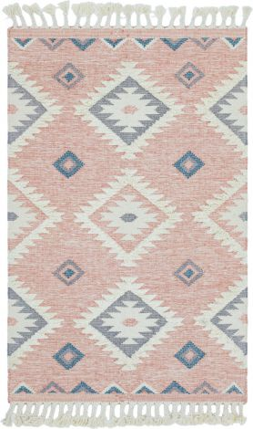 Santa Fe Pink Rug