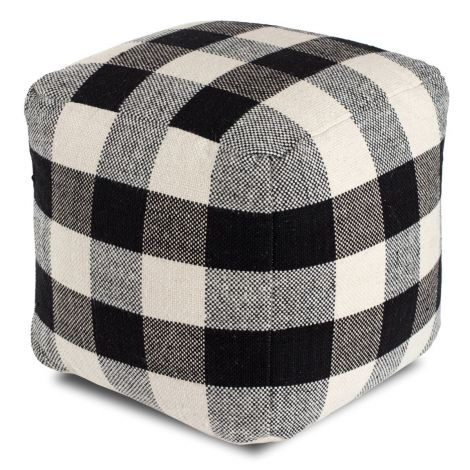Chinese Checkers Pouf