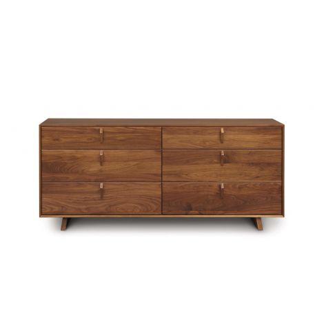 Keaton Six Drawer Dresser