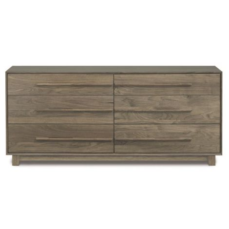 Sloane Six Drawer Dresser