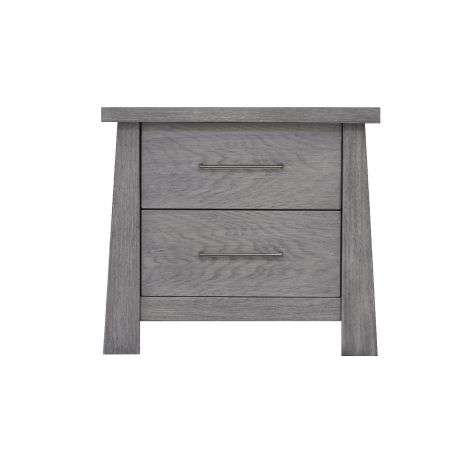 Hiro 2-Drawer Nightstand
