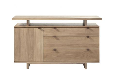 Fulton Sideboard in Sand wood finish