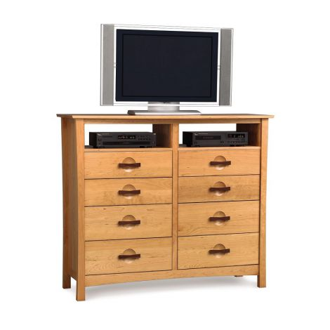 Slumber 8 Drawer Dresser and TV Organizer