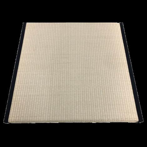Black Trim Kaiteki Half Size Floor Mat