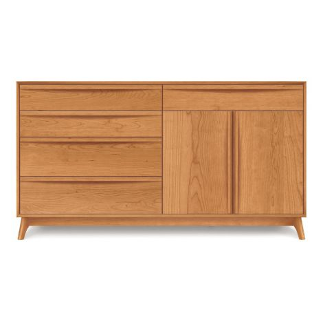 Catalina Dreams 4 Drawer, 2 Door Dresser