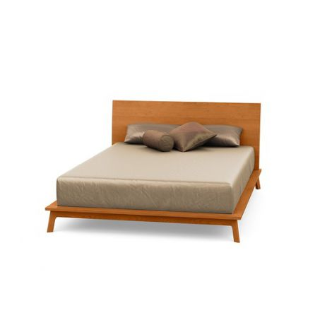 Catalina Dreams Platform Bed in Cherry