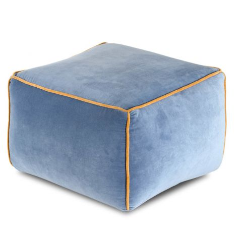 Mr. Blue Sky Pouf