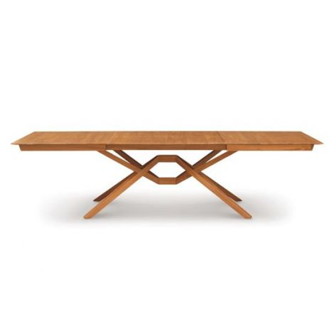 Exeter Double Leaf Extension Table