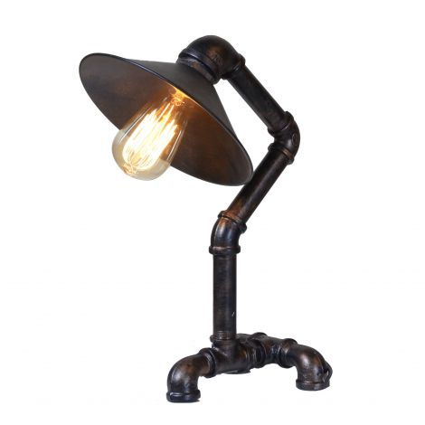 Element Industrial Pipe Table Lamp