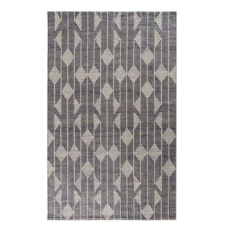Nightfall of Diamonds Area Rug