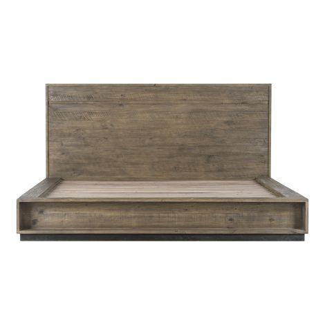 Elena Platform Bed