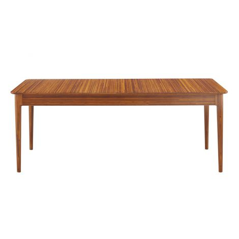 Erikka Double-Leaves Extensible Dining Table