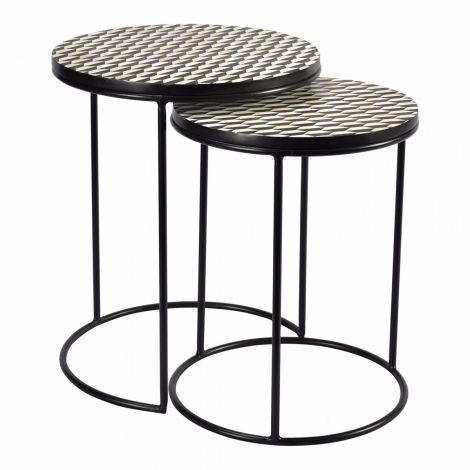 Optic Nesting Tables