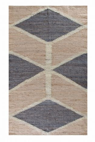Mountains of the Moon Jute Rug