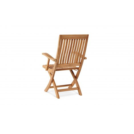 Devon Folding Armchair