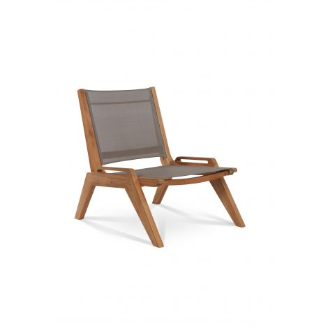 Draper Sling Club Chair