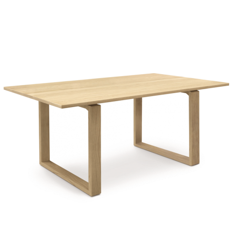 Iso Fixed Top Dining Table