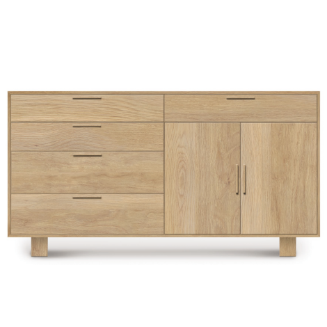 Iso 5 Drawer 2 Door Buffet