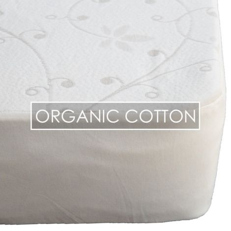 Sweet Dreams Organic Cotton Mattress Protector