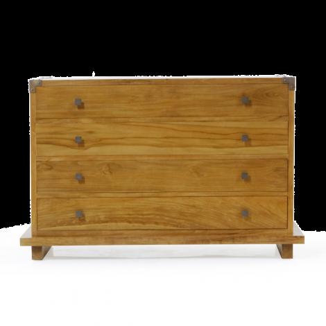 Kobe 4-Drawer Dresser
