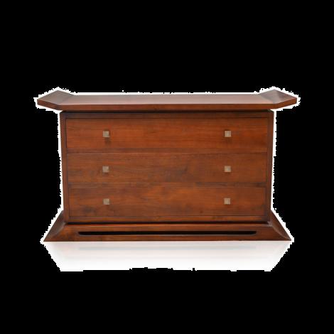 Kondo 3-Drawer Dresser