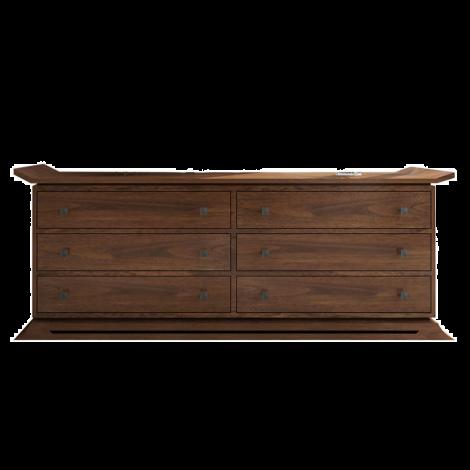 Kondo 6-Drawer Dresser