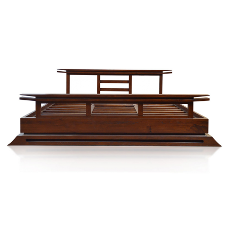Kondo Platform Bed