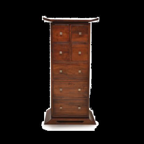 Kondo 7-Drawer Tower Dresser