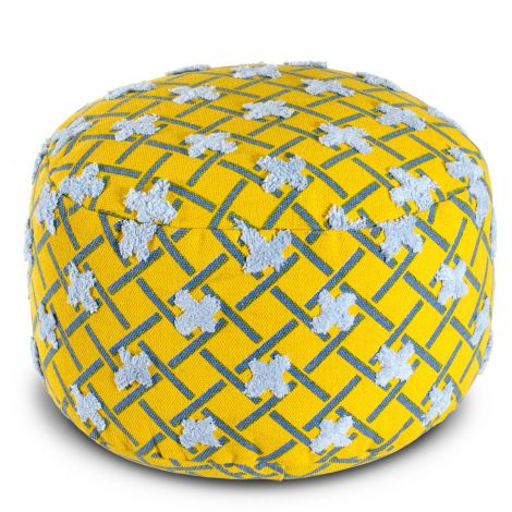 Dock Ellis Pouf