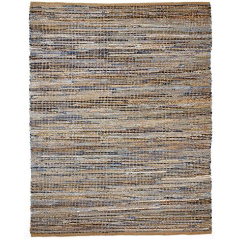 American Graffiti Denim & Jute Rug