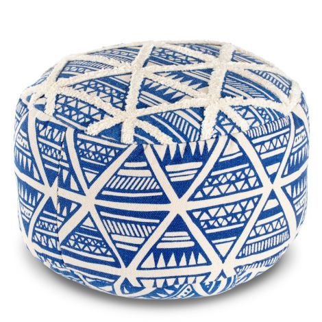 Balinese Bliss Pouf