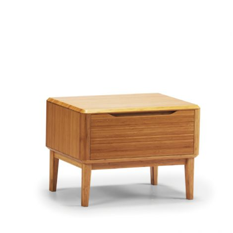 Currant Bamboo Nightstand