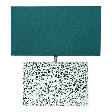 Terrazzo Rectangular Table Lamp