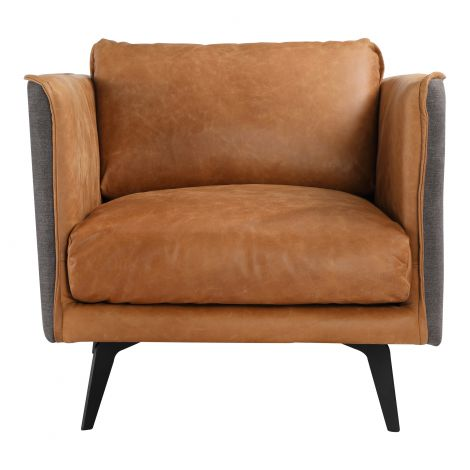 Messina Leather Arm Chair