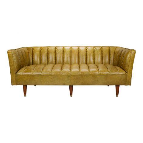 Barin Leather Sofa