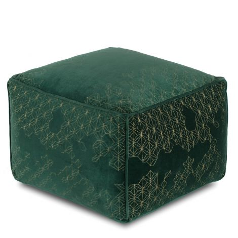 Village Green Pouf