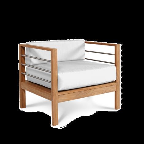 SoHo Outdoor Club Chair