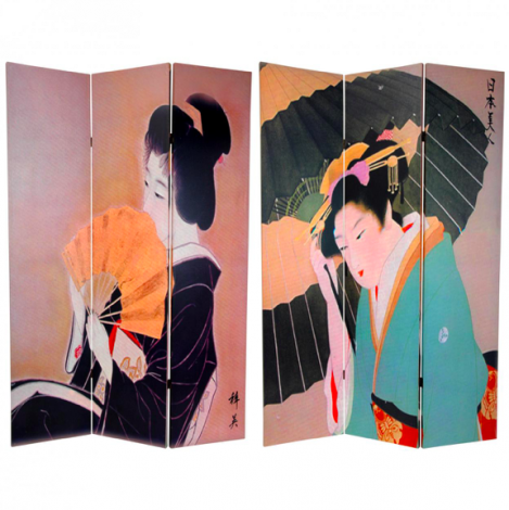Geisha Screen