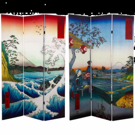 Hiroshige Sea at Satta Screen