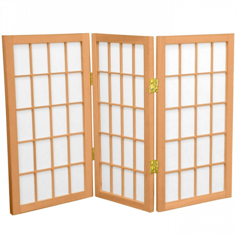 2ft Desktop Shoji Screen